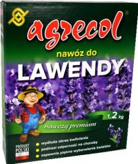 NAWÓZ DO LAWENDY - 1,2 kg AGRECOL